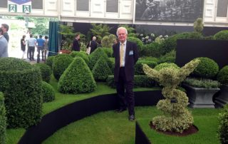 James The RHS Chelsea Flower Show 2014